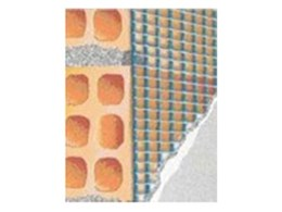 Pro Mesh render mesh from Pro Plaster Products helps to prevent surface cracking