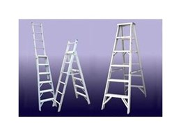 Pro Series aluminium ladders available from Ladders4U