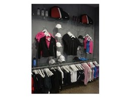 Puck merchandising display systems for retail and commercial environments available from mei + picchi
