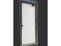 Pyropanel doors approved in all Speedpanel walling systems