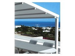 R125 all weather roof systems available from Bartlett Blinds