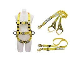 REPEL technology fall protection range introduced by 3M