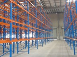 Raised shelving systems for more storage, flexibility and savings