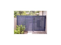 Range of fencing available from Superior Screens