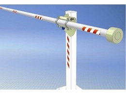 Re-designed ZoneGuard manual boom gates from Access Technologies