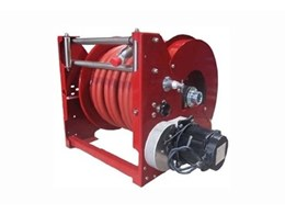 ReCoila introduces the new T Series fire hose reel for enhanced fire fighting performance