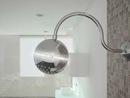 Reece introduces three new showerheads from Nikles to meet customer preferences