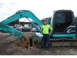 Reilly Contractors grows with Kobelco SK80MSR compact excavators