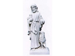 Religious statues available from Status Decor