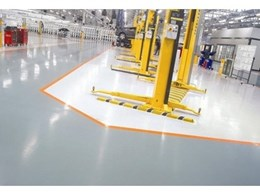 Resin flooring specialists Flowcrete opens sales and technical support office in Indonesia