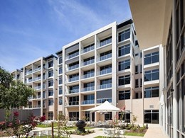 Adelaide's finest retirement village features AWS door and window systems