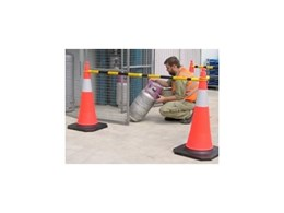 Retractable Cone Bars from Barrier Security Products