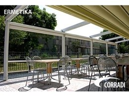 Retractable sunshades from Aalta Screens Systems