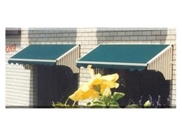 Rex Fixed Awnings from ScandiCo