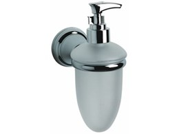 Rhapsody range of soap dispensers from Phoenix Tapware