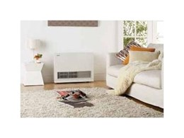 Rinnai Energysaver gas heaters are more energy efficient than electric heaters