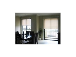 Roller blinds available from Davonne Blinds