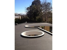 Roof waterproofing membranes resolve challenging home project