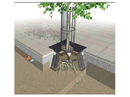 Root Director modular root protection systems from Arborgreen Landscape Products