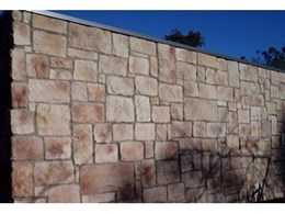 Rustic Stone reproduction stone cladding with the effect of the real thing at an affordable price