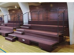 S10 platform seating from Acromat