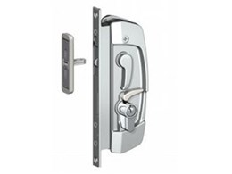 SD7 Plus mortise lock for sliding security doors featured by Austral Lock