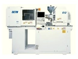 SE7M Micro Series Direct-Drive All-Electrics injection moulding machines available from Tasman Machinery