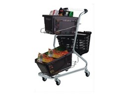 SI Retail's basket trolleys re-designed for grocery and convenience stores