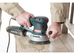 SXE 450 TurboTec Duo Orbital Sander from Metabo