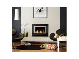 Sapphire gas log flame fires available from Rinnai Australia