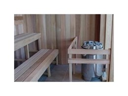 Sauna fit-outs by Viking Sauna