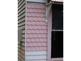 Scallop Weatherboards from Healy's Building Services