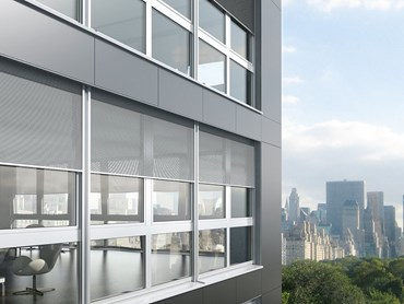 Aluminium windows for residential, commercial and curtain-walling