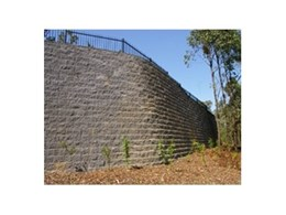 Segmental Block retaining walls from Concrib