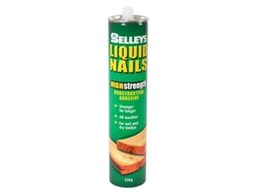 Selleys Liquid Nails High Strength premium grade multipurpose construction adhesive