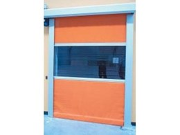 Series RL3000 Rapid Auto Roll Doors from DMF International