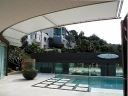 Shade structure membranes from Creative Covers and Awnings Pty Ltd