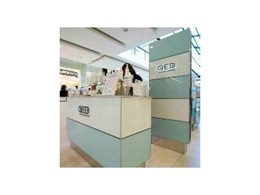 Shopping centre kiosk from Blueprint Concepts