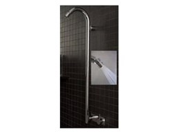 Shower Mast and Brolli showers available from Accent International