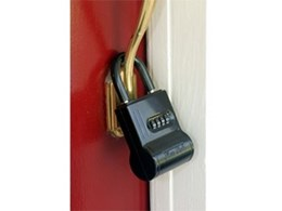 Shurlok key storage lock box available from Locks Galore