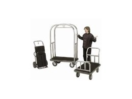 Sico Luggage Carts from Sico South Pacific