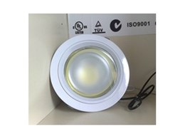 Single chip LED downlights from Dowin Australia offer higher CRI
