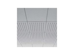 Single module and sound absorbent false ceilings from Elton Group