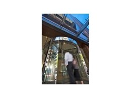 Skyview Revolving Doors fromRecord Automated Doors