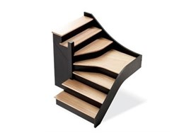 S & A Stairs offers StepSure solution for winder stairs