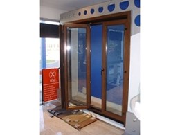 Sliding doors and bi-fold doors from PVC Windows Australia