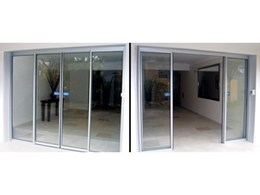 Slim door frames from ADIS Automatic Doors