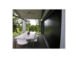 Slimline and Forceshield roller shutters from Rollashield Shutters