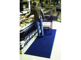 Slip resistant Waterhog Fashion entrance mats from General Mat Company