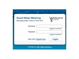 Smart meters - Keeping track of water flows